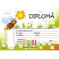 diploma cu licurici