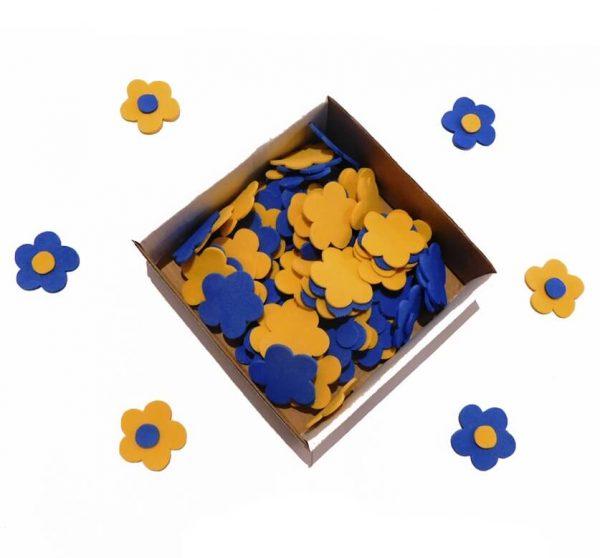 flori decupate spuma model SCS06-GA