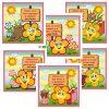 cartonase motivationale clasa florilor