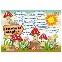 cuvinte magice grupa ciupercutelor