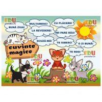 cuvinte magice grupa pisicutelor