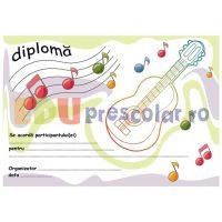 diploma concurs muzica - chitara