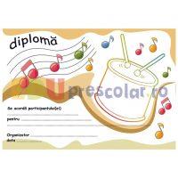 diploma concurs muzica - tobe