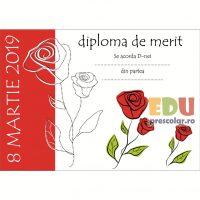 diploma pentru mama dzm08