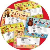 Diplome cu Mascote