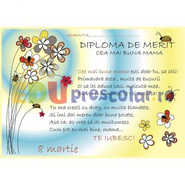 diploma ziua mamei - dzm04