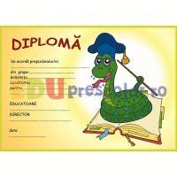 diploma de absolvire gradinita cu sarpe-dpa02