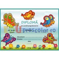 diploma absolvire grupa fluturasilor - dpa25