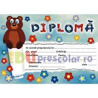 diploma absolvire grupa ursuletilor - dpa33