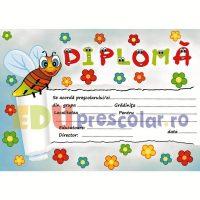 diploma pentru prescolari, grupa licuricilor - dpa41