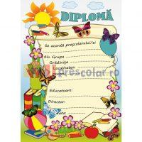 diploma grupa fluturasilor - dpa50