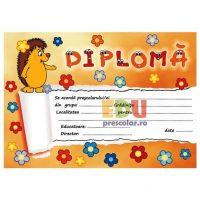 diploma grupa aricilor