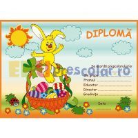 diploma de paste cos cu oua dps01