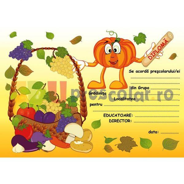 diplomade toamna cu fructe si legume - dpt06