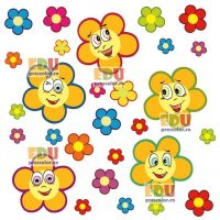 mascote flori