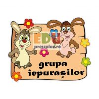 placuta usa grupa iepurasilor idp04